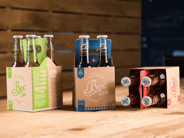 Bec Organic soft drinks are available at Organic Soda Pops