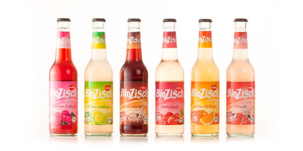 BioZisch Sparkling Soft Drinks