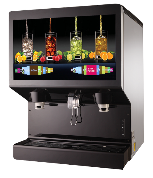 Fountain Soda Machine With Digital Touch Screen Available Organic Soda Pops