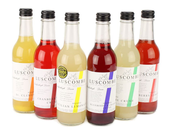 Luscombe Organic Drinks