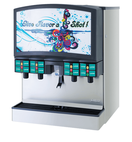 Flavor Select 30 Cube Fountain Soda Machine