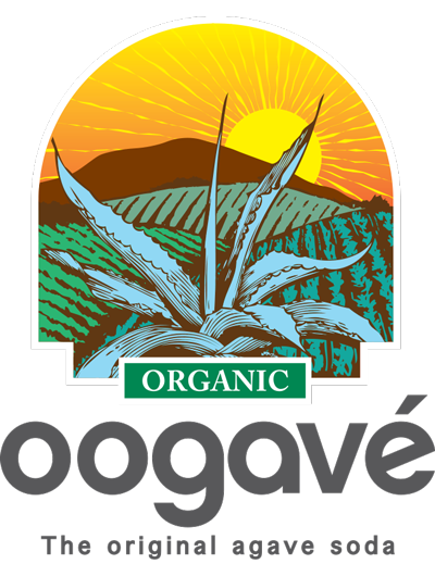 Oogave' organic fountain soda -Organic bag in a box