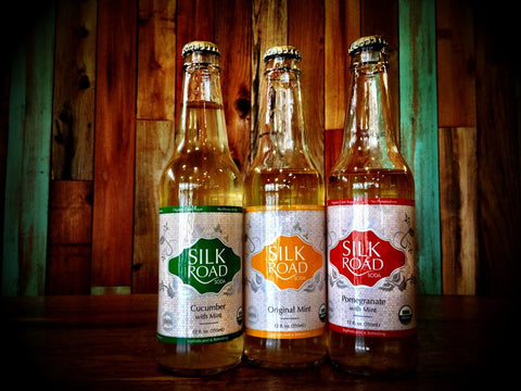 Silk Road Organic Soda