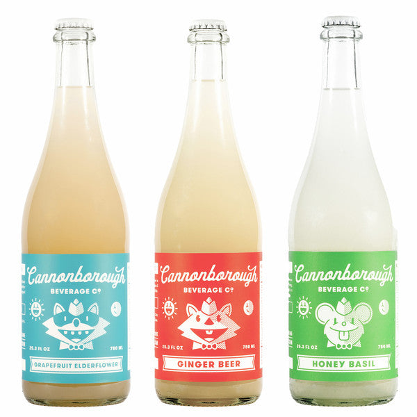 Cannonborough Sodas