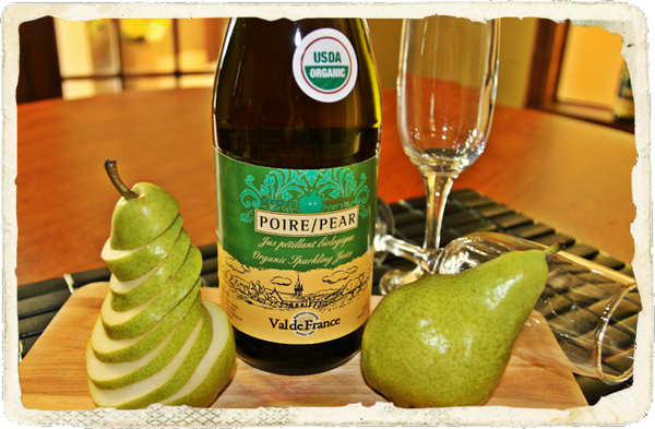 Val de France Sparkling Organic Beverage available at Organic Soda Pops