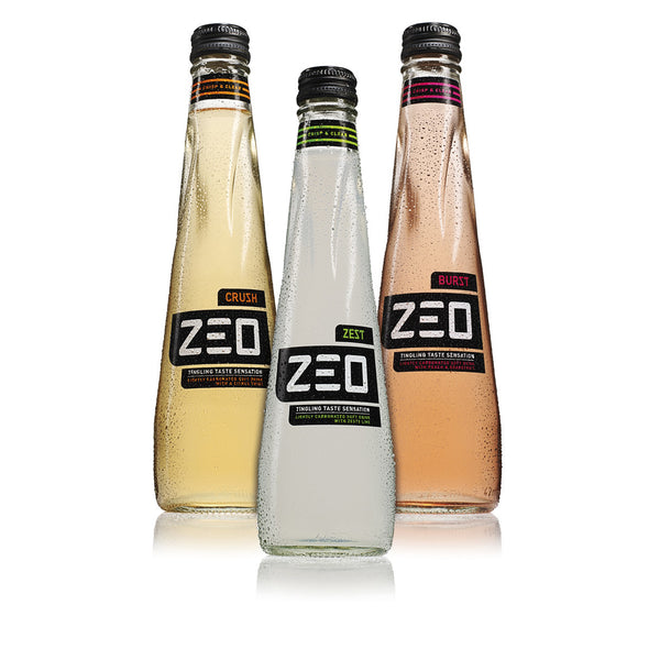 Zeo all natural soft drinks are available at Organic Soda Pops