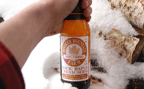 Hooker Mountain Farm Maple Orange Cream Soda