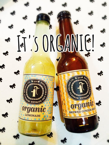 Daylesford and Hepburn Organic Drinks All Natural Soft Drink