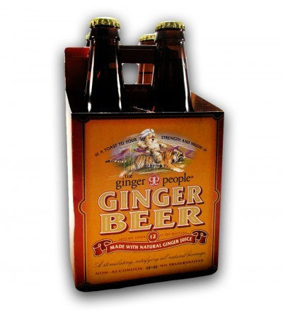 The Ginger People Ginger Beer