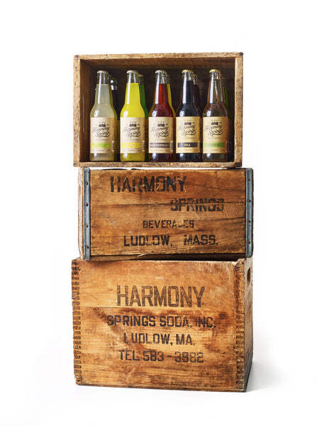 Harmony Springs Natural Soda is available at OrganicSodaPops.com