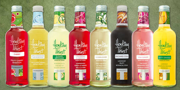 Healthy Thirst Drinks