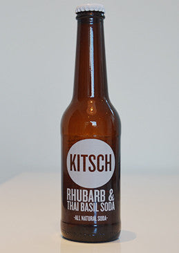 Kitsch All Natural Craft Soda available at Organic Soda Pops
