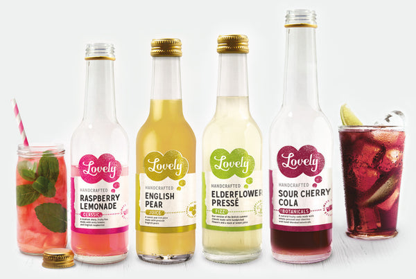 Lovely Natural Soft Drinks