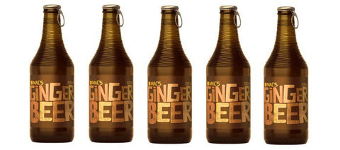 Mac's Ginger Beer available at organicsodapops.com
