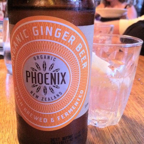 Phoenix Ginger Beer