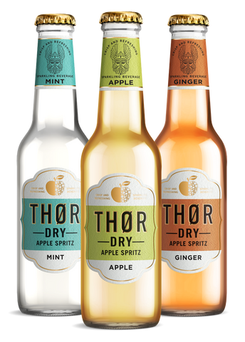 Thor Drinks Available at organicsodapops.com