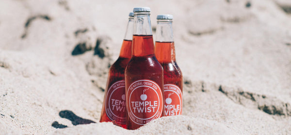 Shirley Temple Soda pop available at Organic Soda Pops