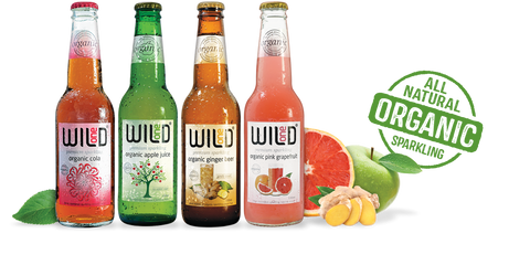 Wild One Organic Soft Drinks