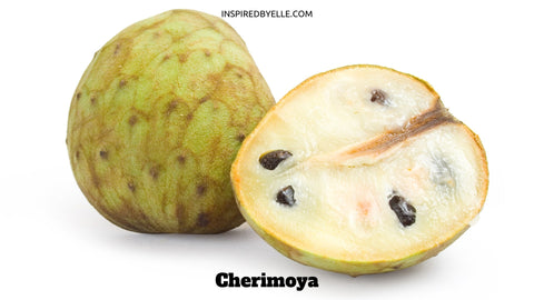 Cherimoya - 10 of the Most Exotic Fruits n the Planet by Elle Smith