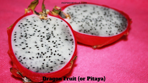 Pitaya or Dragon Fruit  10 of the Most Exotic Fruits on the Planet by Elle Smith
