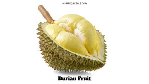 Durian 10 of the Most Exotic Fruits on the Planet by Elle Smith
