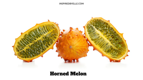 Horned Melon 10 of the Most Exotic Fruits on the Planet by Elle Smith