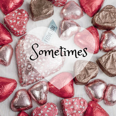 Sometimes by Elle Smith Original Contemporary Poem