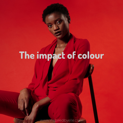 The impact of Colour Elle Smith Inspired By Elle
