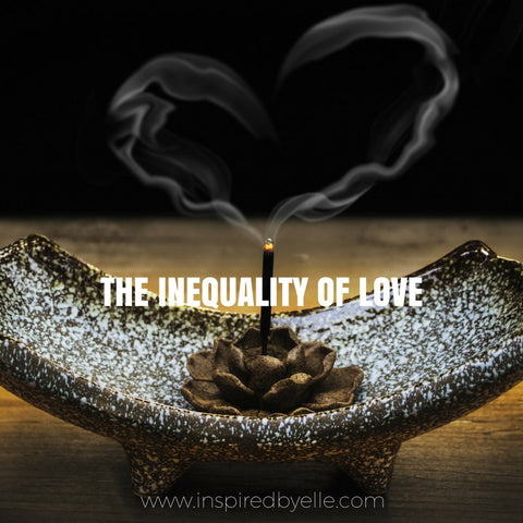 Elle Blog Article The Inequality of Love By Elle Smith Inspired By Elle