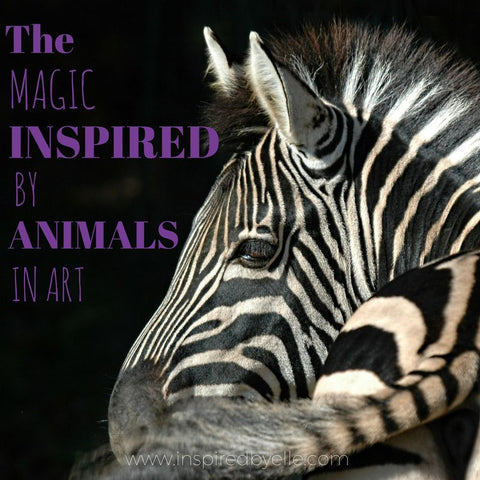 Article - The Magic Inspired By Animals in Art by Elle Smith - Inspired By Elle