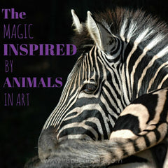 The Magic Inspired By Animals in Art by Elle Smith