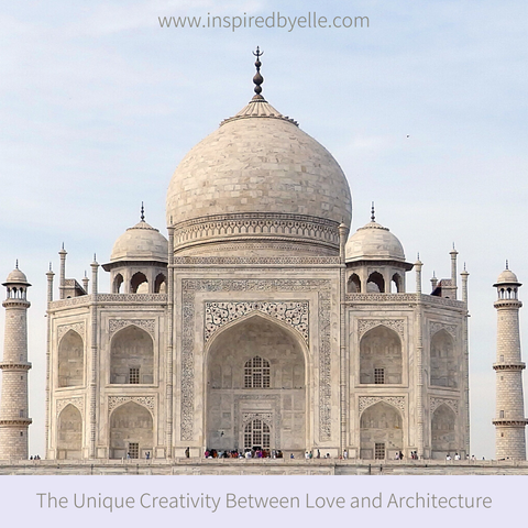 The Unique Creativity Between Love and Architecture by Elle Smith of Inspired By Elle
