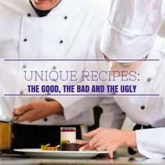 Unique Recipes - The Good The Bad and the Ugly by Elle Smith