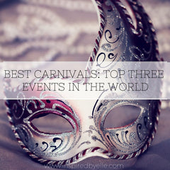 Best Carnivals in World Rio De Janeiro Trinidad and Tobago Notting Hill by Elle Smith