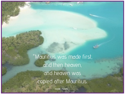 Elle Loves Mauritius is an island with a rich mix of cultures by Elle Smith Inspired By Elle blog