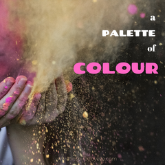 A Palette of Colour by Elle Smith an original poem