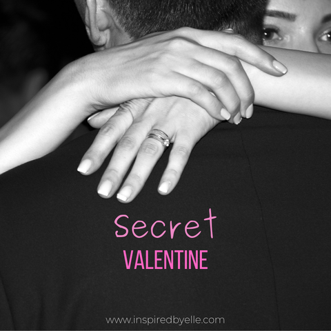 Secret Valentine by Elle Smith A Poem A Day inspired by Elle Smith