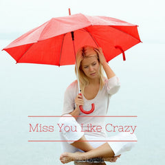 Miss You Like Crazy Contemporary Poem by Elle Smith