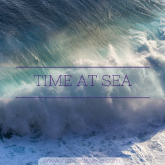 Time at Sea Original Poem Elle Smith Life Contemporary Poetry