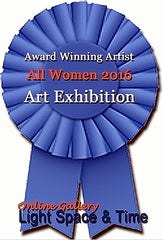 Award Ribbon All Women Art Competition