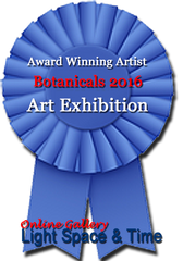 award ribbon floral botanicals competition flowers love