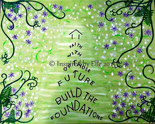 Conceptual Art A Key to the Future Inspired By Elle Smith art painting oil painting