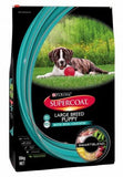 Supercoat Puppy Large Breed Dry Food - Real Meat