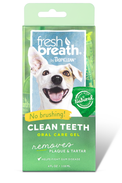 Fresh Breath Clean Teeth Oral Care Gel - 118ml