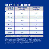 Advance Adult Dog Total Wellbeing Large Breed Dry Food - Chicken