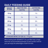 Advance Adult Dog Total Wellbeing All Breed Dry Food - Lamb