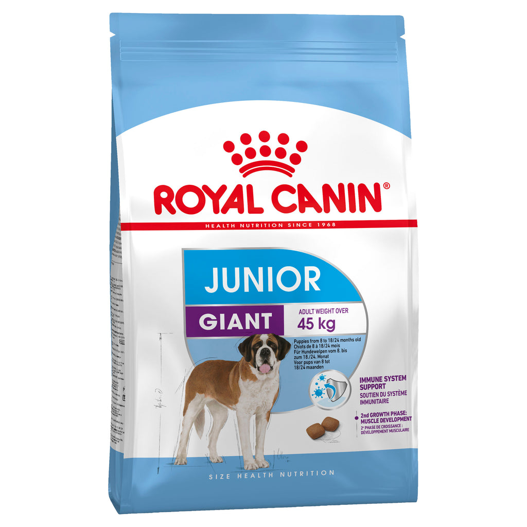 Royal Canin Giant Junior - Dry 15kg
