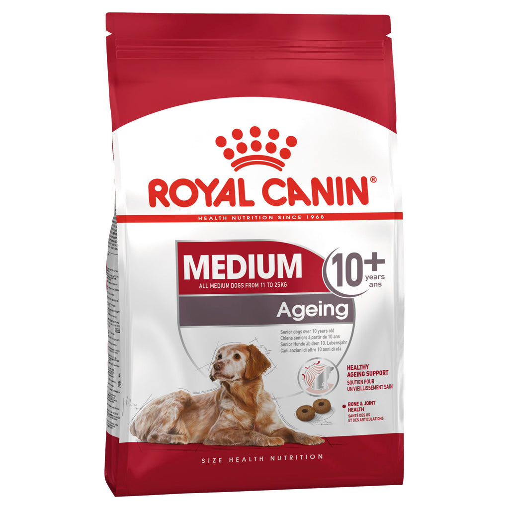 Royal Canin Medium Ageing 10+ - Dry - 15kg