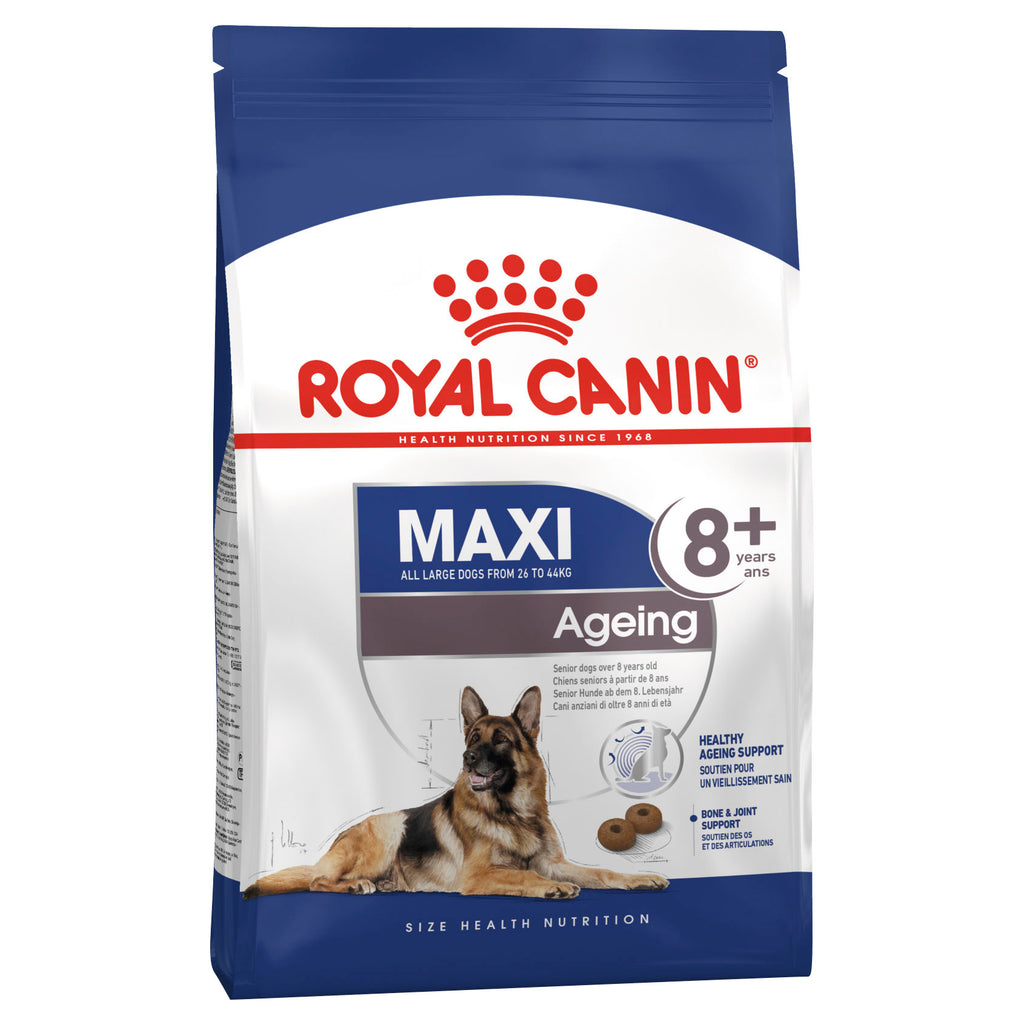 Royal Canin Maxi Ageing 8+ - Dry 15kg