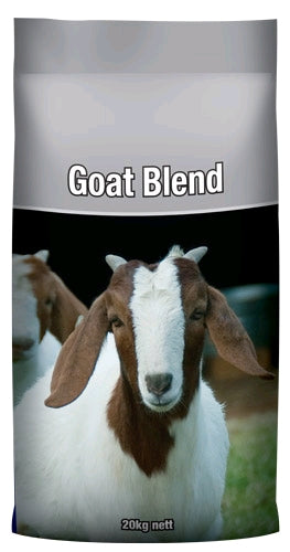 Laucke Mills - Goat Blend Mix - Feed 20kg